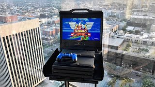 I took the GAEMS Travel Case 2,000 miles. How did it hold up?