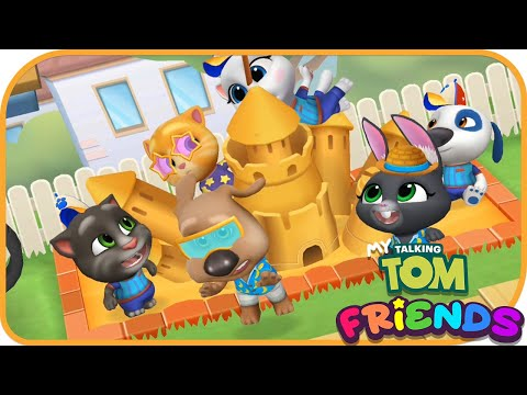 My Talking Tom Friend #29 | Outfit7 Limited | Casual | Creativity | Kids Mobile Game | Hayday