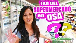 TAG del SUPERMERCADO en USA I SandraCiresArt I Lunes de TAG!