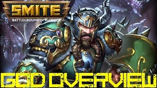 Smite - God Overview: Fafnir, Lord of Glittering Gold