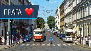 Прага: много трамваев, архитектуры и проблем