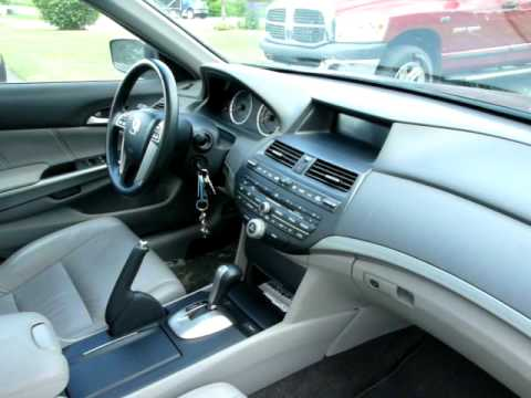 2008 Honda Accord Ex L Interior Youtube