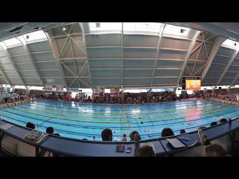 Lancashire County Swimming Championships 2017 Session 1