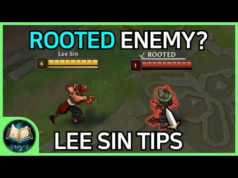 Lee Sin Tips / Tricks / Guides - How to Carry with Lee Sin