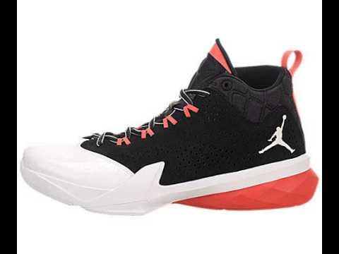 Nike Jordan Men s Jordan Flight Time 14 5 Black White White Infrared 23 Basketball Shoe 7 5 Men US YouTube