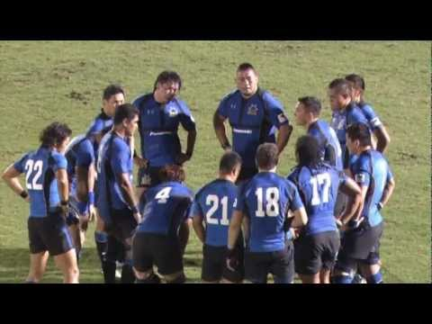 SBW Digests : Japan Rugby Top League 2012/13 R.4 Toshiba vs Panasonic