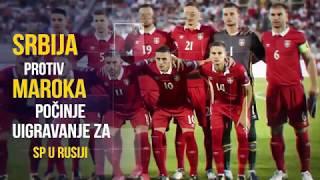 MOZZART Sport predstavlja I Srbija - Maroko: Novi selektor, novi kapiten, novi dresovi