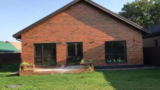 Продается дом 120м2, 6сот. Баварсокой кладкой керпича
