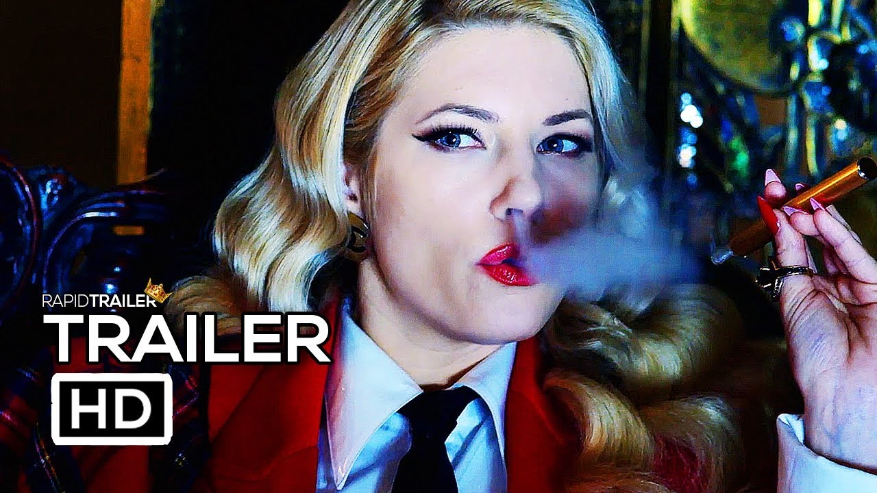 POLAR Official Trailer (2019) Mads Mikkelsen, Katheryn Winnick Netflix Movie HD