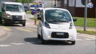 TCS test di automobili Citroën C-ZERO