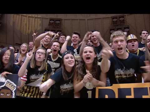 Purdue Men's Basketball / 2016-17 Highlight Video