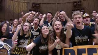 Purdue Men's Basketball / 2016-17 Highlight Video