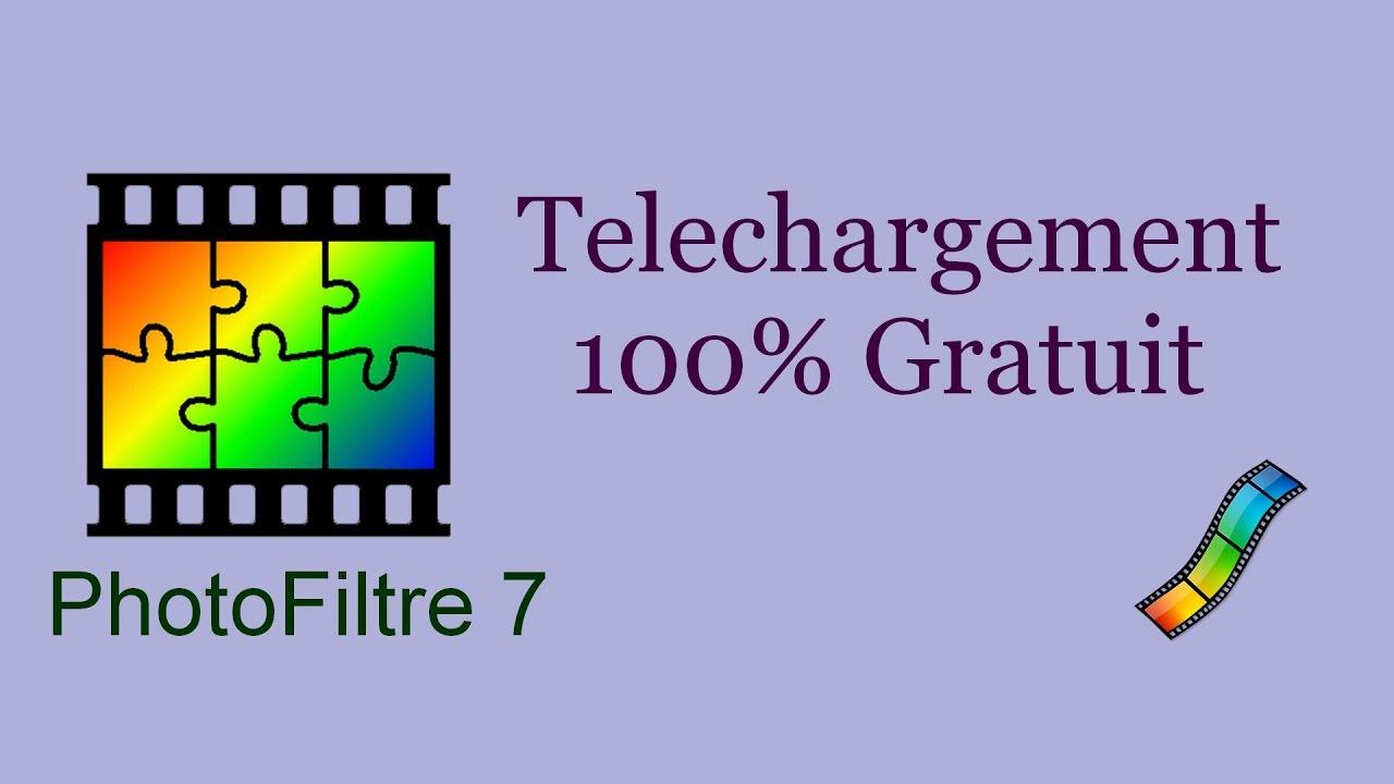 TÉLÉCHARGER PHOTOFILTRE STUDIO GRATUIT COMPLET