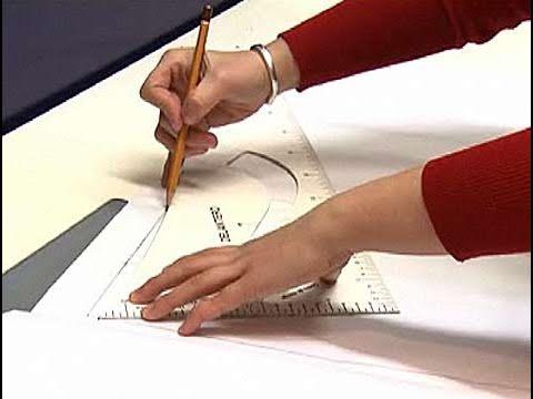 a1ddff100 Cómo confeccionar un patrón base para una falda
