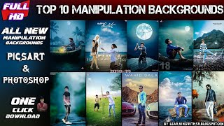 (FULL HD)TOP 10 MANIPULATION BACKGROUND FOR PICSART AND PHOTOSHOP, TOP PICSART BACKGROUND ZIP FILE