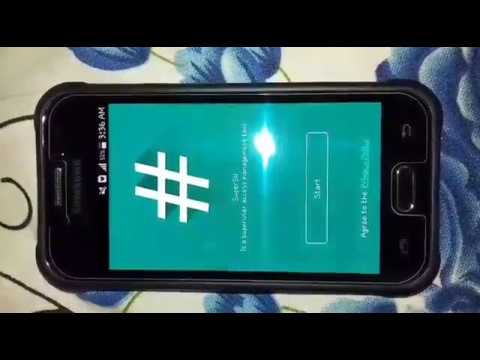 How To Root Samsung Galaxy J1 Ace J110H Using TWRP Recovery
