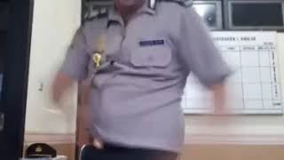 Joget Polisi by Taufik Ridwan (VSHOW)