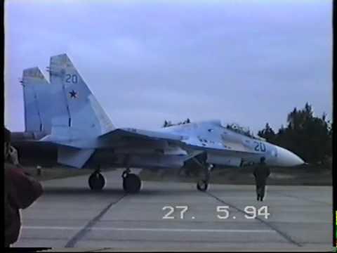 Sperenberg 1994, Su-27UB