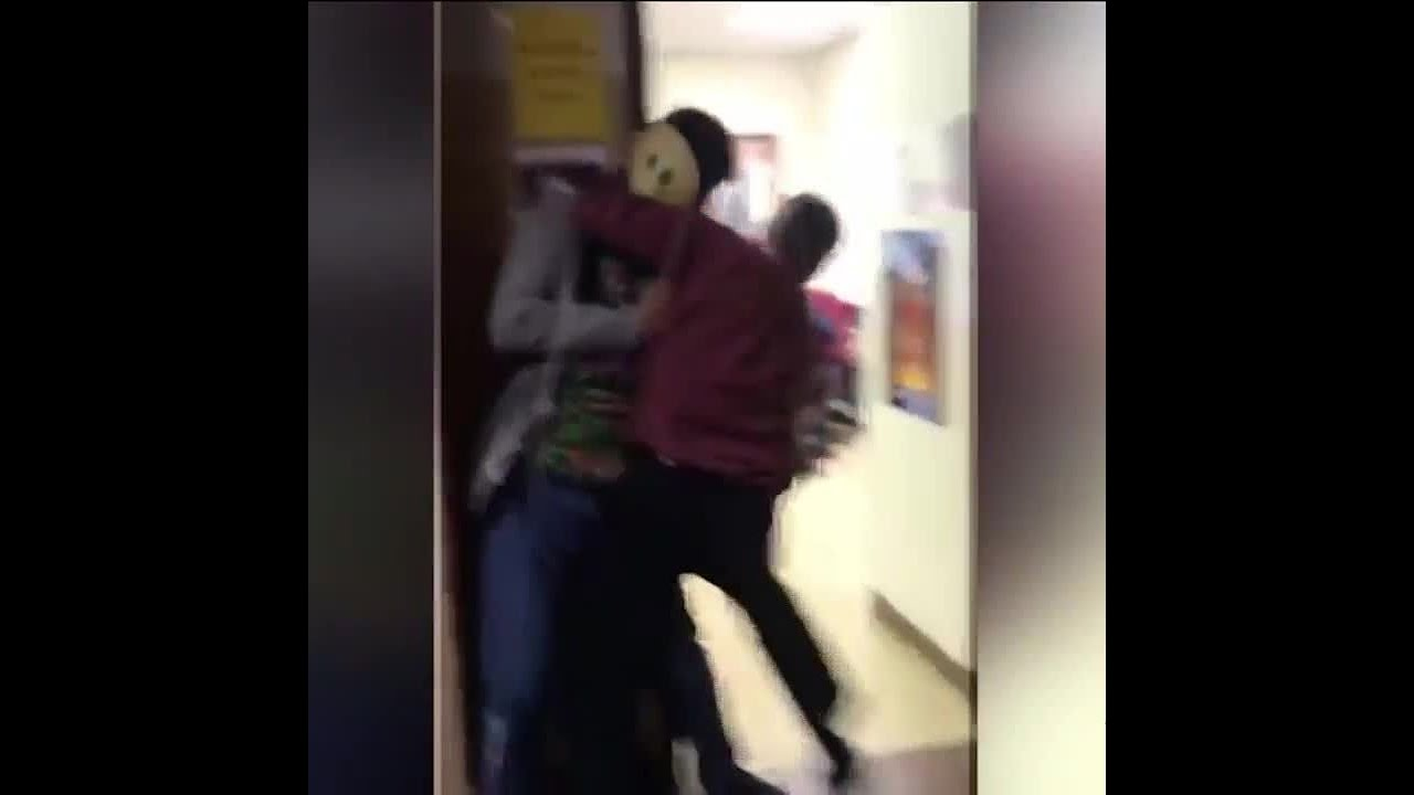 OKLAHOMA CITY: BLACK MOTHER SPEAKS OUT AFTER WHITE TEACHER TACKLES HER SON DURING SENIOR PRANK