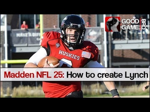 Madden NFL 25: How to create Jordan Lynch