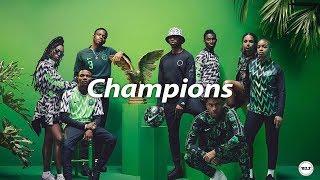 "FREE Afro Pop | Afrobeat Instrumental 2018 ""Champions""[ Wizkid x Tekno x Mr Eazy x Davido ]Type Beat"