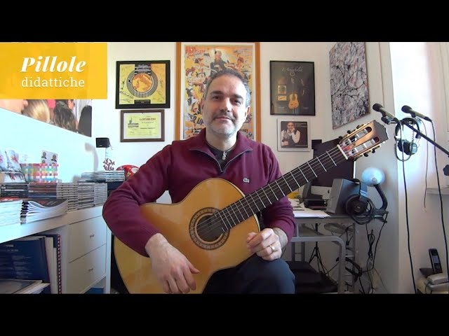 L'utilizzo dei compensi per la corretta postura del polso sulla chitarra | Gabriele Curciotti