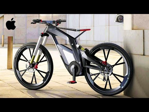 5 UNIQUE BRANDS SMART BICYCLE INVENTION ▶ SmartPhone Control Bicycle Buy in Online Store