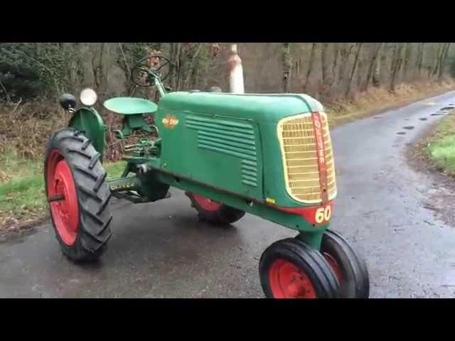 Oliver 60 Farm Tractor | Oliver Farm Tractors: Oliver Farm Tractors on