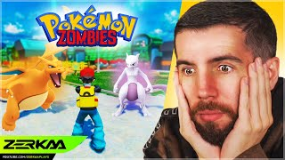 Pokemon Zombies! (Black Ops 3 Custom Zombies)