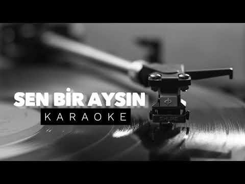 Berhan Arısoy - Sen bir aysın KARAOKE altyapı