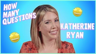 Katherine Ryan Got a Boob Job Because of Her Ex - How Many Questions