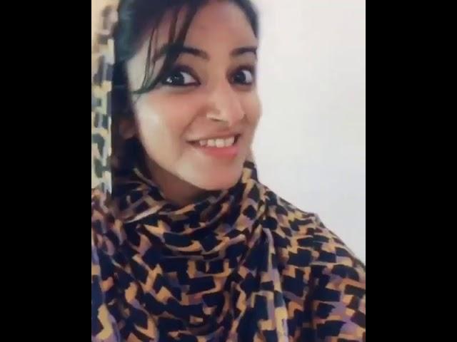 Bharya serial actress cute dubsmash song ??