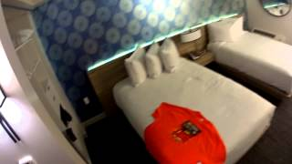This video includes tours of two hotel rooms at the Linq Hotel & Ca...