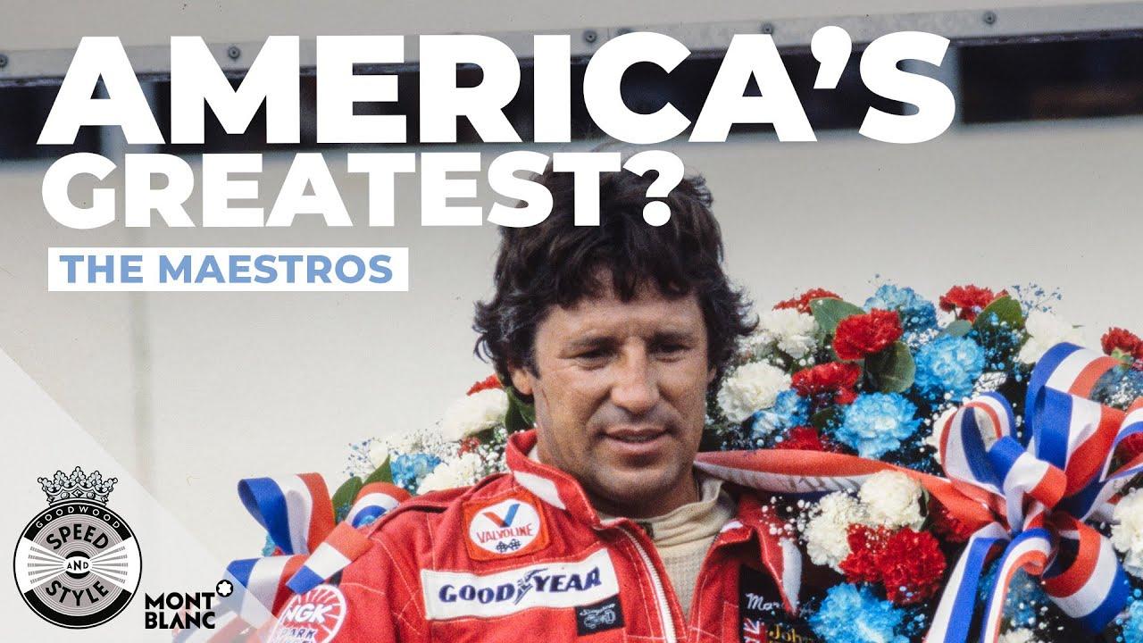 Mario Andretti: America's greatest all-rounder? | The Maestros Part 2