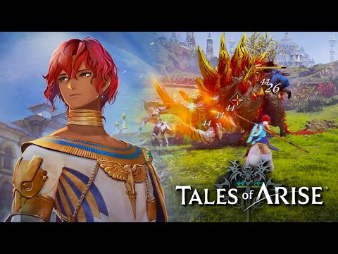 Tales of Arise is So Much Fun! Full Demo Gameplay as Dohalim