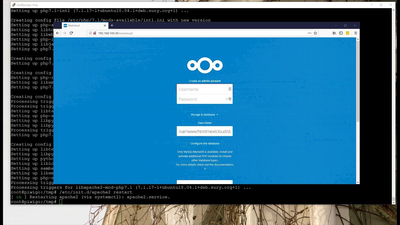 How to install Nextcloud 13 to ubuntu with Ssl cert