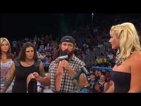 Brooke Hogan Has Business to Take Care of In the Knockouts Division - June, 20, 2013