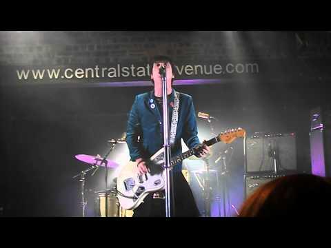 Johnny Marr Wrexham- Panic