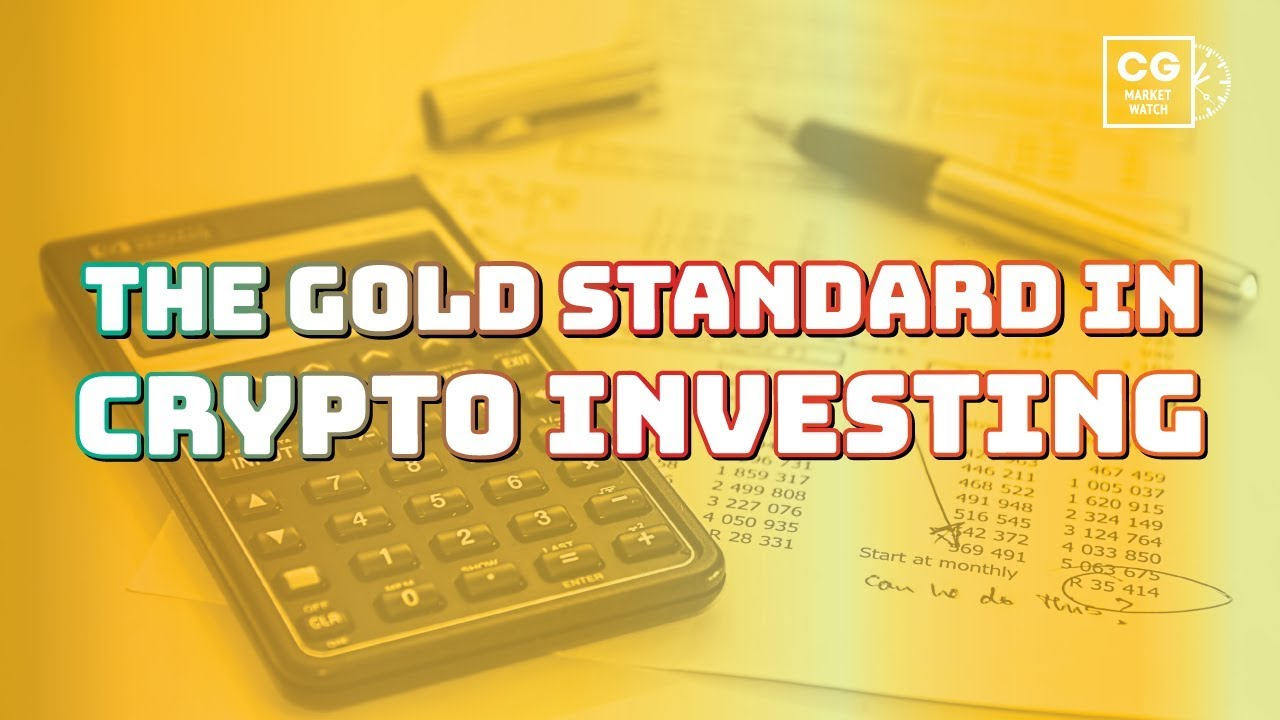 bitcoin and gold standard