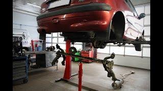 Zádna Náprava Peugeot 206, Citroen Berlingo, Renault Kangoo Repas, Renovácia