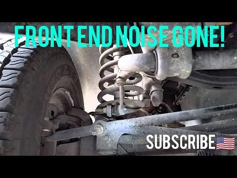 Dodge Ram 1500 Diesel >> 2005 3rd Gen Dodge Ram 2500 Front End Noise - SOLVED - YouTube