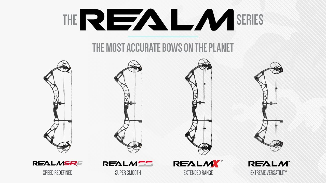 Bowtech Realm SR6 RH In-Store Sales Only  Call 870-672-2604 for  availability and more details