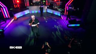 "Tech N9ne ""Aw Yeah? (interVENTion)"" Live on SKEE TV"