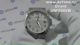 Обзор. Женские наручные часы Orient UNF5006W