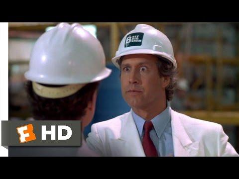 Fletch Lives (9/10) Movie CLIP - Elmer Fudd Gantry (1989) HD