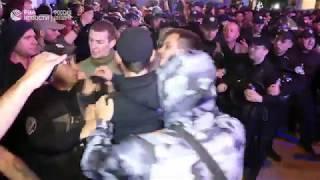 В Одессе сорвали концерт певицы Светланы Лободы из-за выступлений в России