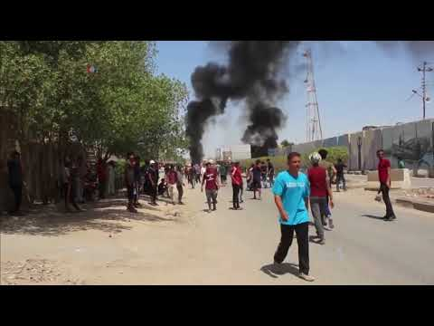 At Least 7 People Injured in Anti-Government Protests in Southern Iraq