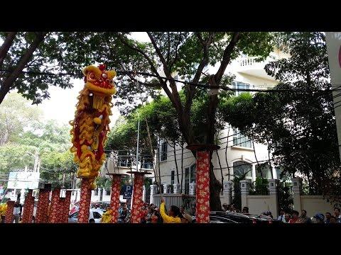 Hằng Anh Đường  Mai Hoa Thung  Mùng 8 2015