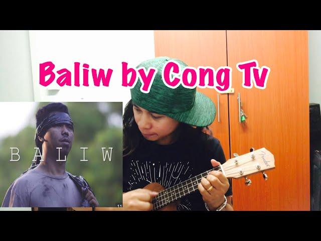 Baliw Cong TV Cover - Baliw Cong TV Lyrics