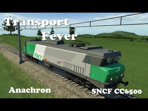 transport fever sncf cc6500 mod youtube. Black Bedroom Furniture Sets. Home Design Ideas